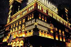 Joe Bonamassa: Live at Carnegie Hall - An Acoustic Evening w czerwcu