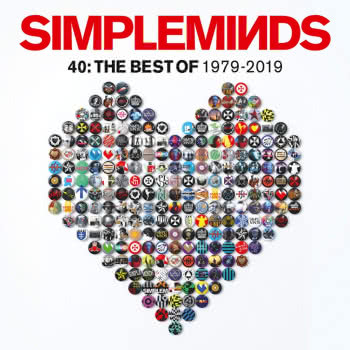 Simple Minds - 40: The Best of 1979-2019