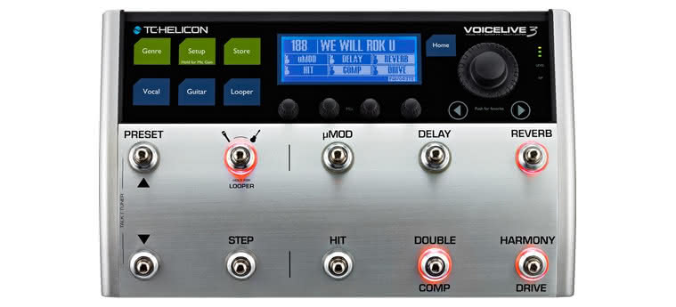 TC-HELICON - TC Helicon VoiceLive 3