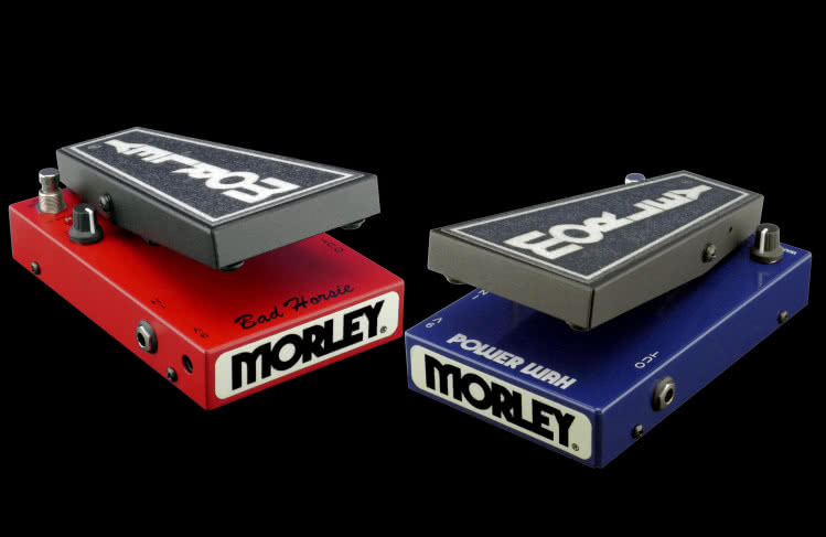 Morley 20/20 Bad Horsie Wah oraz 20/20 Power Wah