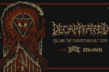 Konkurs: wygraj bilet na koncert Decapitated!