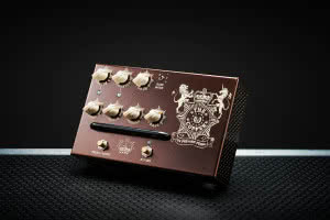 Victory V4 The Copper Preamp