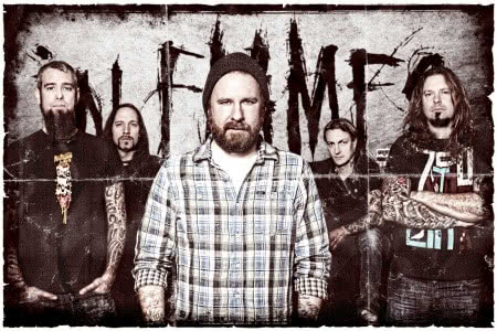 In Flames w Century Media Records