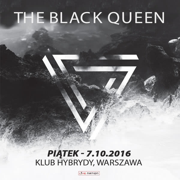 The Black Queen na koncercie w Polsce