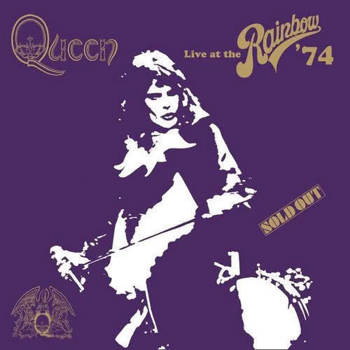 Queen: Live at the Rainbow '74 w sklepach