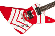 Epiphone Jason Hook M-4 Explorer
