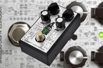 J.Rockett Audio Designs Hot Rubber Monkey Overdrive
