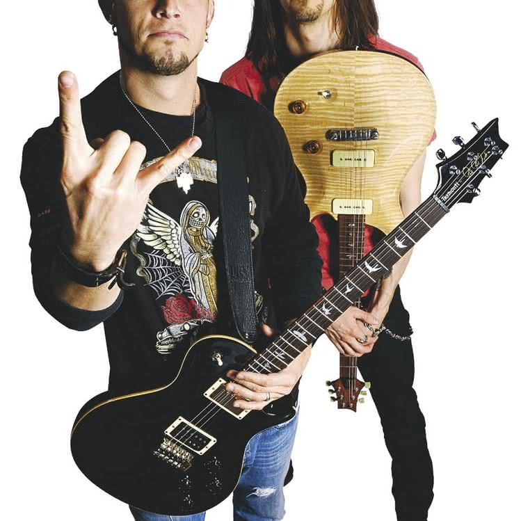 Mark Tremonti & Myles Kennedy (Alter Bridge)