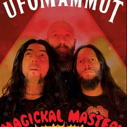Ufomammut i The Magickal Mastery Tour
