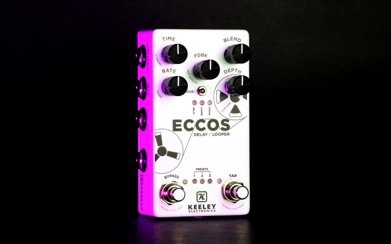 Keeley Eccos Delay / Looper