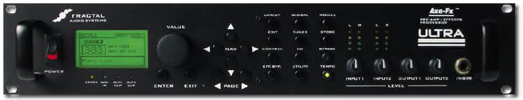 FRACTAL AUDIO - Systems Axe-Fx Ultra