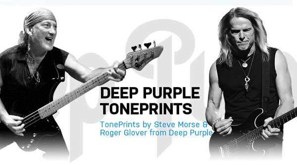TC Electronic Deep Purple TonePrints