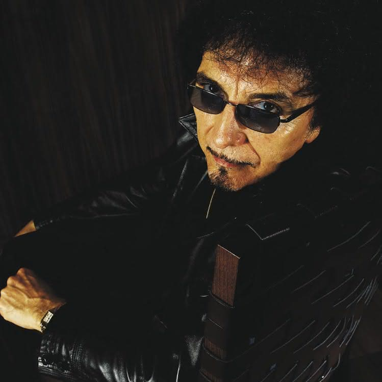 Tony Iommi (Heaven And Hell, Black Sabbath)
