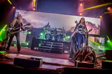 Nightwish, Arch Enemy, Amorphis - 7.12.2015 - Praga