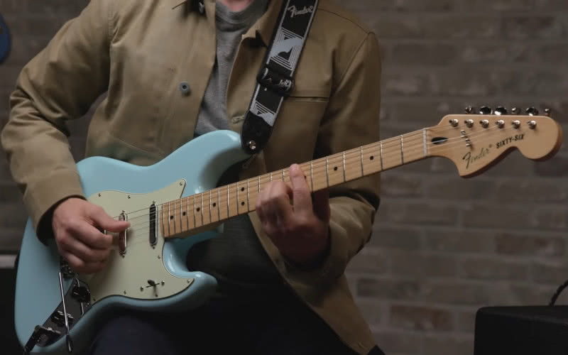 Fender Sixty-Six z serii Alternate Reality Collection