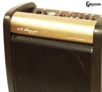 L.R. Baggs Acoustic Reference Amplifier