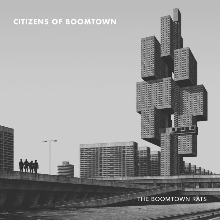 The Boomtown Rats - Citizens of Boomtown