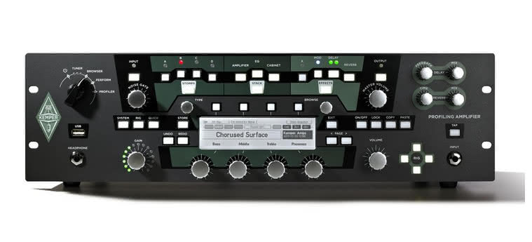 KEMPER - Profiling Amplifier Rack