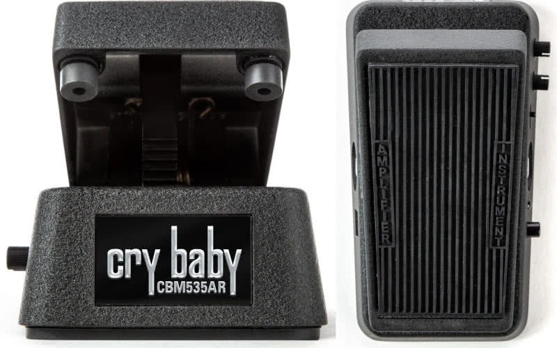 Dunlop Cry Baby Mini 535Q z funkcją auto-return