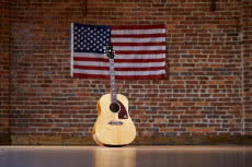 Made in America: Epiphone Texan USA
