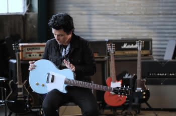 Gibson 2018 LP Jr. Billie Joe Armstrong Signature