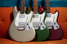 Music Man: nowe kolory modeli Cutlass RS i Stingray RS