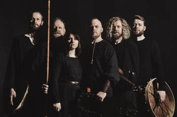 "Wardruna: koncert online ""First Flight of the White Raven"""