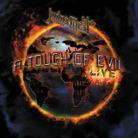 Judas Priest - A Touch Of Evil: Live