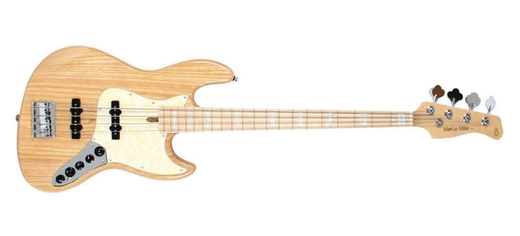 SIRE - Marcus Miller V7 Swamp Ash-4 NT