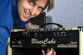 Roland Eric Johnson Blues Cube Tone Capsule