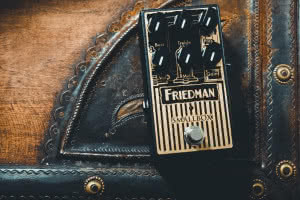 Nowy efekt Friedman Small Box Overdrive