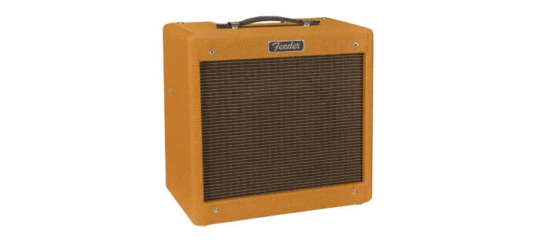 FENDER - Hot Rod Pro Junior IV LTD