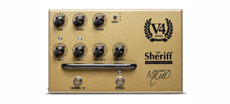 VICTORY - V4 The Sheriff Preamp