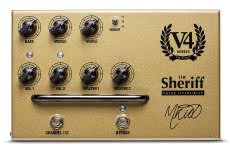 V4 The Sheriff Preamp