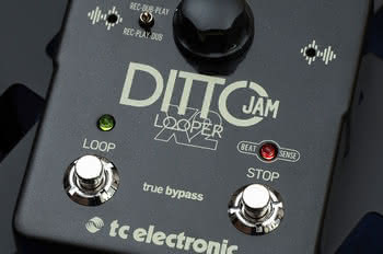 TC ELECTRONICDITTO JAM X2 Looper