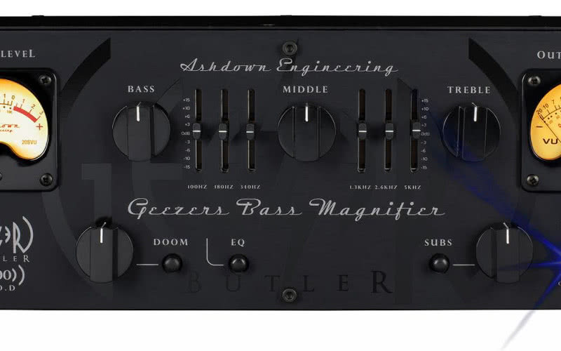 HOD600 Head Of Doom - Geezer Butler Signature