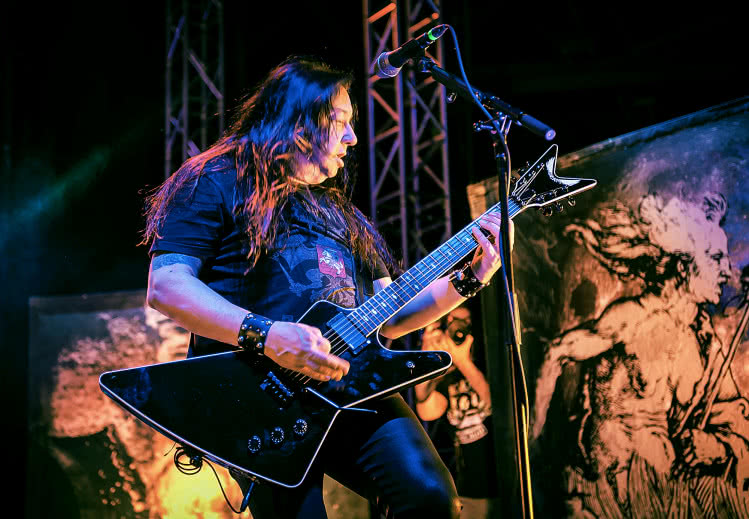 Testament, Exodus, Death Angel - 19.02.2020 - Wrocław