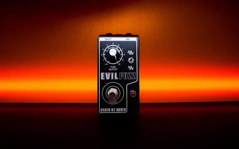 Death By Audio Evil Fuzz Ltd
