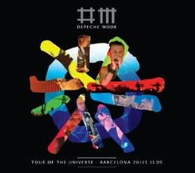 Depeche Mode - Tour Of The Universe - Live in Barcelona