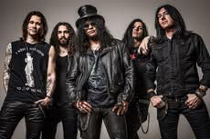 Slash featuring Myles Kennedy and The Conspirators wystąpią w Łodzi