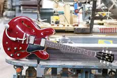 "Gibson Jerry Kennedy ""Pretty Woman"" 1961 ES-335 Replica"