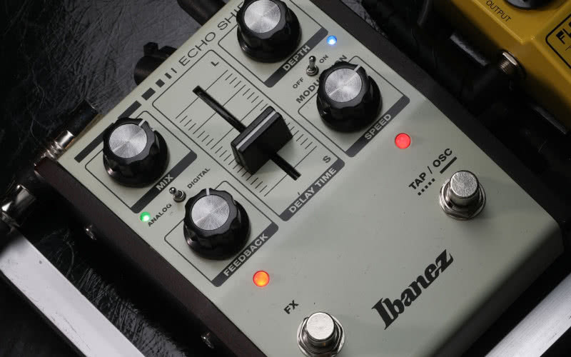 Nowy delay Ibanez ES3 Echo Shifter