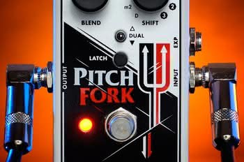Nowość w Guitar Center - Electro-Harmonix Pitch Fork