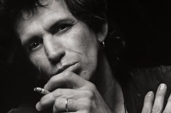 "Keith Richards wznawia ""Talk Is Cheap"""