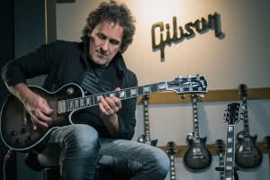 Gibson Vivian Campbell Les Paul Custom