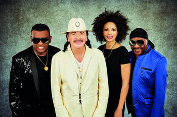 Carlos Santana & The Isley Brothers