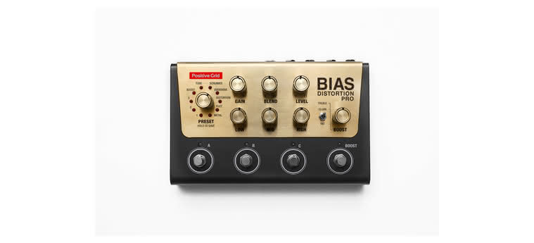 POSITIVE GRID - BIAS Distortion Pro