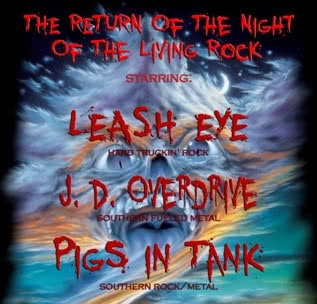 The Return of The Night of The Living Rock