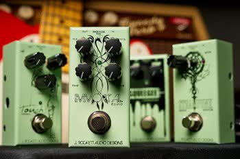J. Rockett Audio: efekty z serii Anniversary Collection
