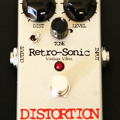Retro distortion